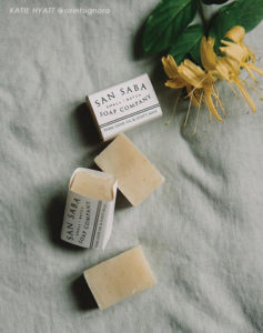 San Saba Soap Company Partnering With Top Boutique Hotels