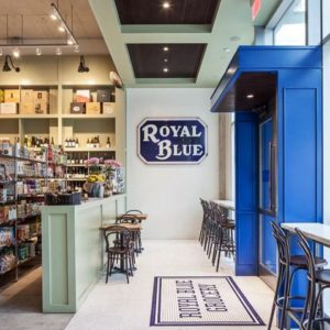 Royal Blue Grocery Austin